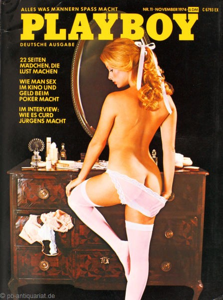 Playboy November 1974