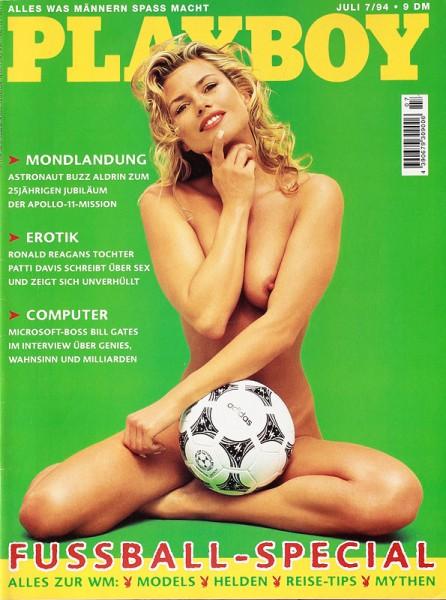 Playboy Juli 1994, Playboy 1994 Juli, Playboy 7/1994, Playboy 1994/7