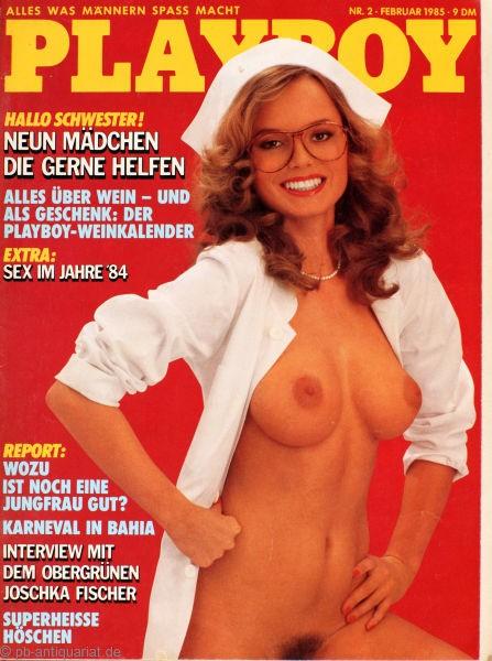 Playboy Februar 1985