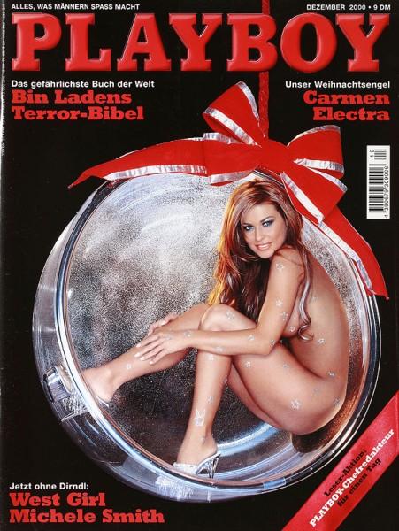 Playboy Dezember 2000, Playboy 2000 Dezember, Playboy 12/2000, Playboy 2000/12