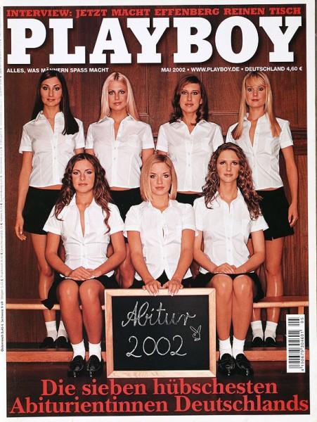 Playboy Mai 2002, Playboy 2002 Mai, Playboy 5/2002, Playboy 2002/5
