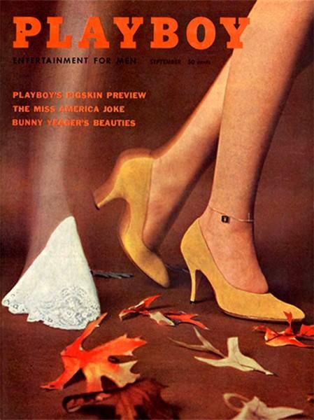 Playboy September 1959, Playboy 1959 September, Playboy 9/1959, Playboy 1959/9