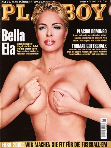 Playboy Juni 2000, Playboy 2000 Juni, Playboy 6/2000, Playboy 2000/6