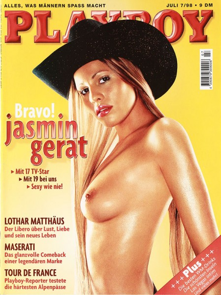 Playboy Juli 1998, Playboy 1998 Juli, Playboy 7/1998, Playboy 1998/7
