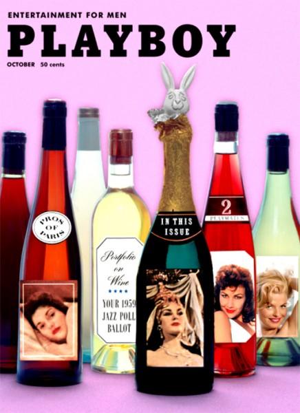 Playboy Oktober 1958, Playboy 1958 Oktober, Playboy 10/1958, Playboy 1958/10