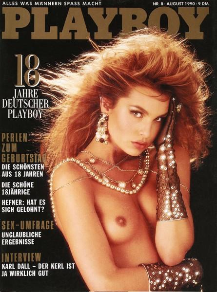 Playboy August 1990