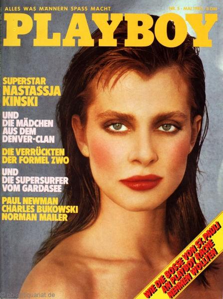 Playboy Mai 1983