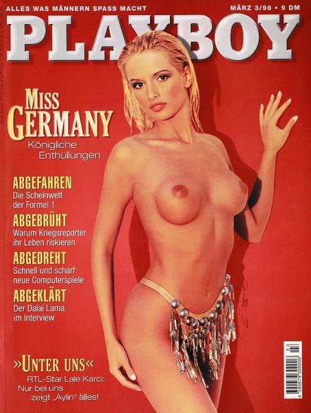 Playboy März 1998, Playboy 1998 März, Playboy 3/1998, Playboy 1998/3