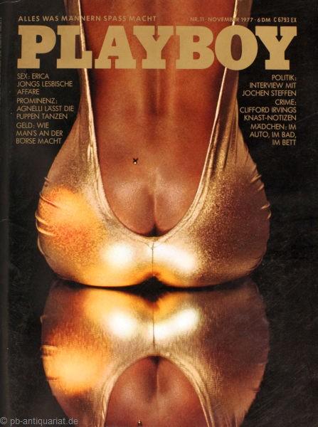 Playboy November 1977