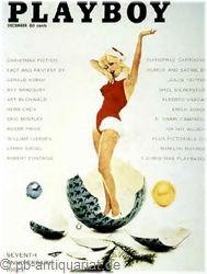 Playboy (USA) Dezember 1960