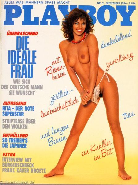 Playboy September 1986