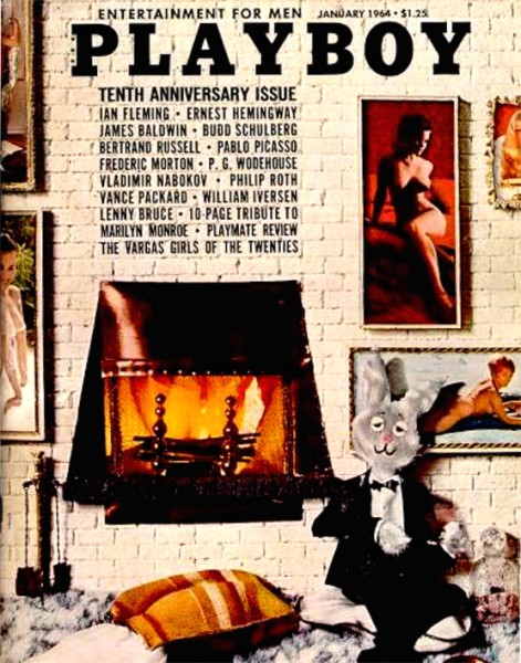 Playboy 1964 Januar USA Originalausgabe