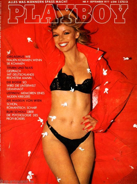 Playboy September 1977, Playboy 1977 September, Playboy 9/1977, Playboy 1977/9