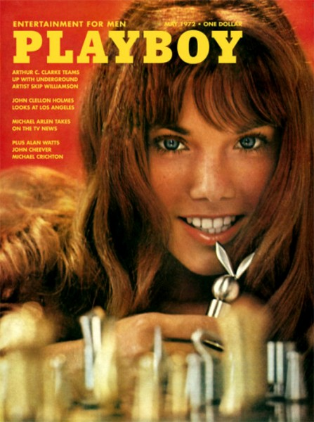 Playboy 1972 Mai USA Originalausgabe