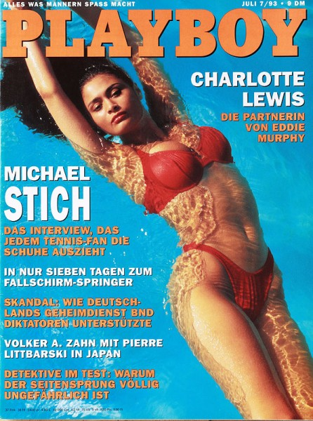 Playboy Juli 1993, Playboy 1993 Juli, Playboy 7/1993, Playboy 1993/7