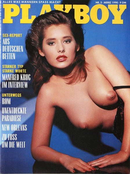 Playboy März 1990, Playboy 1990 März, Playboy 3/1990, Playboy 1990/3