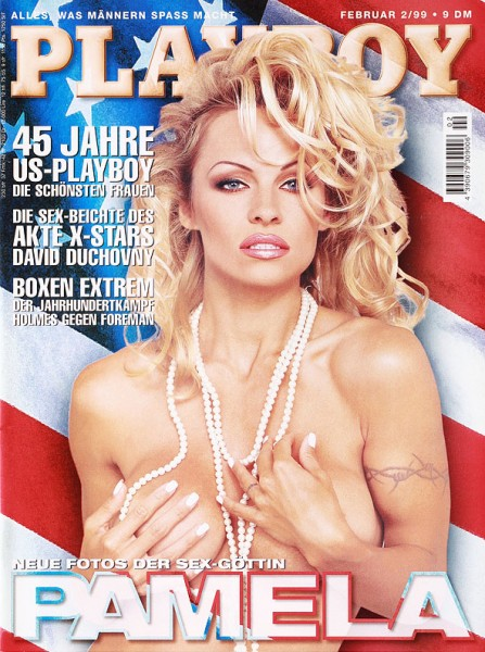 Playboy Februar 1999, Playboy 1999 Februar, Playboy 2/1999, Playboy 1999/2