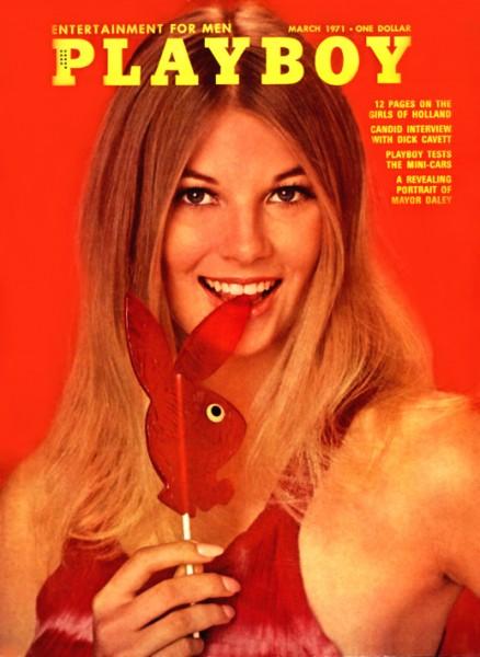 Playboy 1971 März (USA)