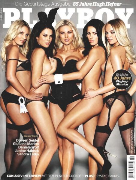 Playboy April 2011, Playboy 2011 April, Playboy 4/2011, Playboy 2011/4