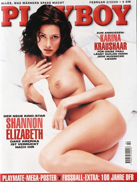 Playboy Februar 2000, Playboy 2000 Februar, Playboy 2/2000, Playboy 2000/2