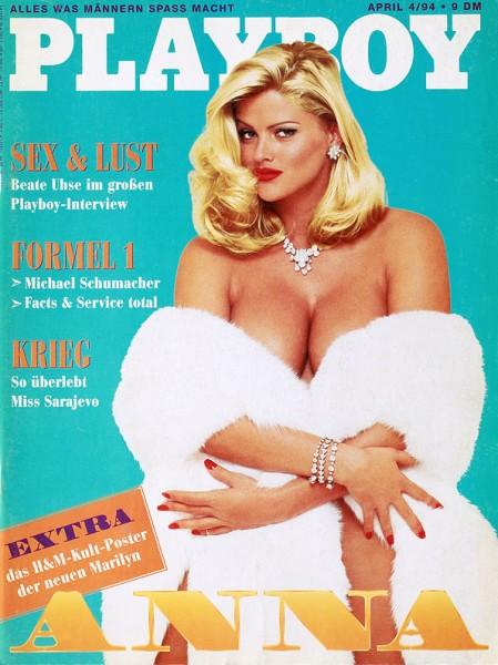 Playboy April 1994, Playboy 1994 April, Playboy 4/1994, Playboy 1994/4