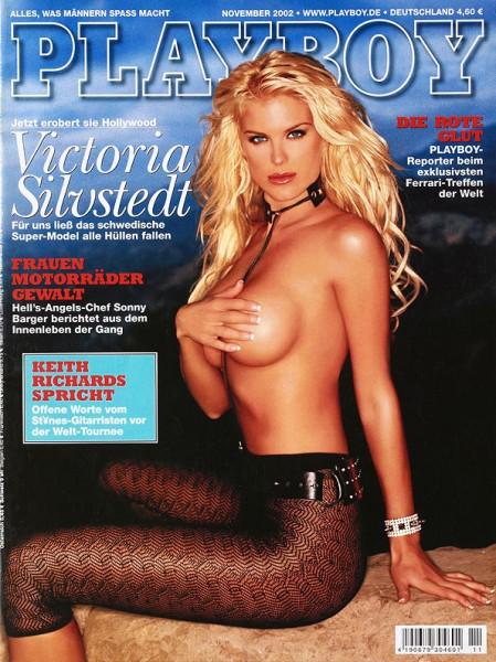 Playboy November 2002