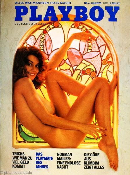 Playboy Juni 1975, Playboy 1975 Juni, Playboy 6/1975, Playboy 1975/6