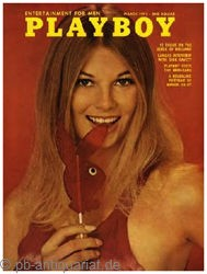 Playboy 1971 März (USA)