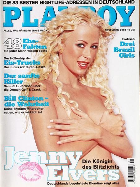 Playboy November 2000