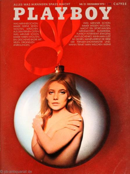 Playboy Dezember 1972, Playboy 1972 Dezember, Playboy 12/1972, Playboy 1972/12