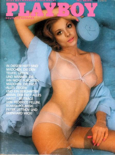 Playboy Mai 1974