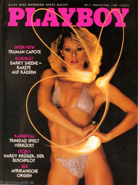 Playboy Februar 1980