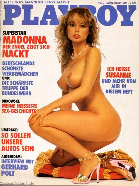 Playboy September 1985