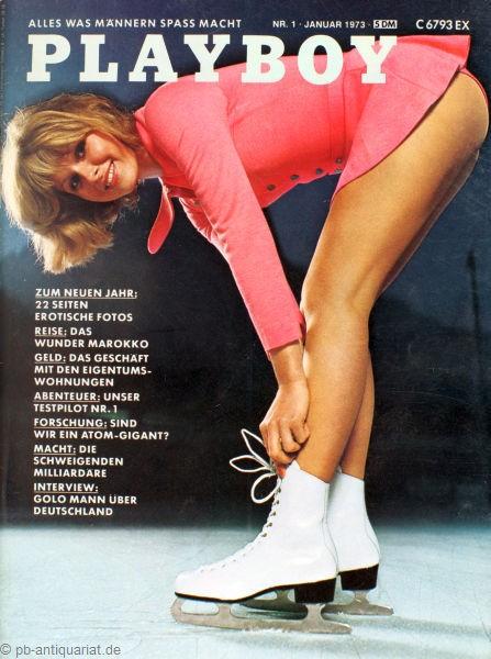 Playboy 1973 Januar