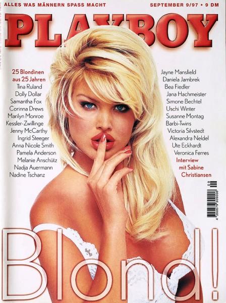 Playboy September 1997, Playboy 1997 September, Playboy 9/1997, Playboy 1997/9