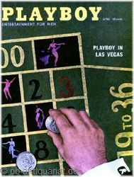 Playboy (USA) April 1958