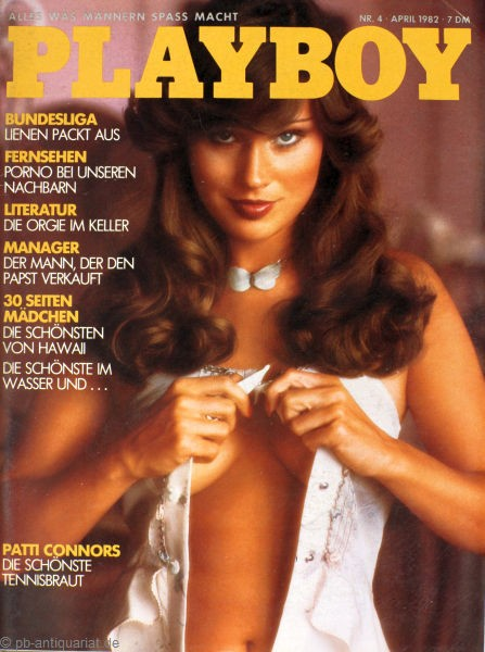 Playboy April 1982, Playboy 1982 April, Playboy 4/1982, Playboy 1982/4
