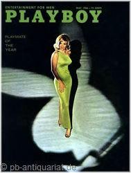 Playboy Mai 1966 (USA)