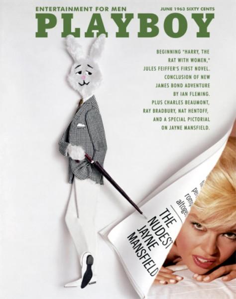 Playboy 1963 Juni USA Originalausgabe