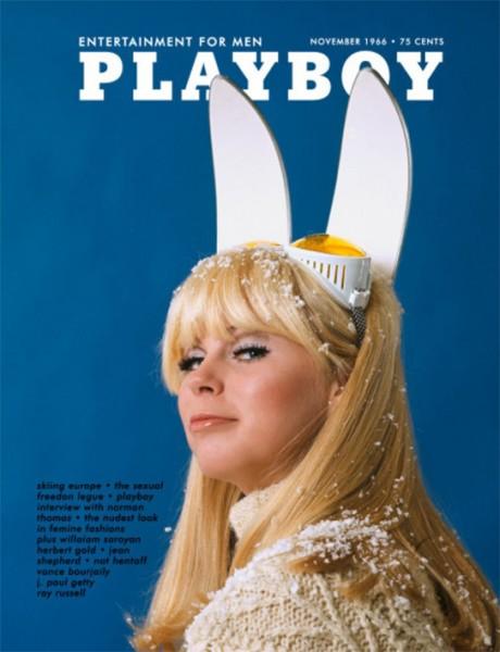Playboy 1966 November USA Originalausgabe