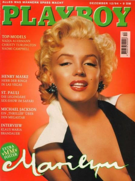Playboy Dezember 1994, Playboy 1994 Dezember, Playboy 12/1994, Playboy 1994/12