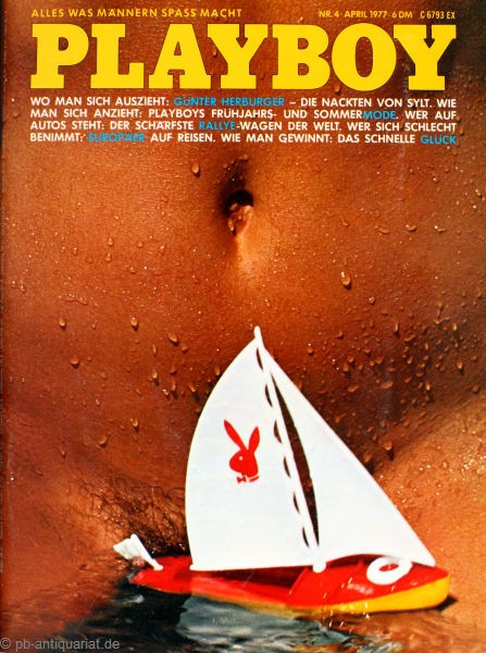 Playboy April 1977, Playboy 1977 April, Playboy 4/1977, Playboy 1977/4