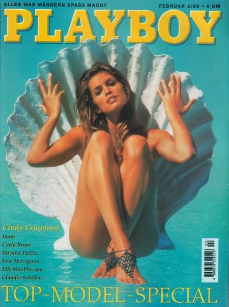 Playboy Februar 1995, Playboy 1995 Februar, Playboy 2/1995, Playboy 1995/2