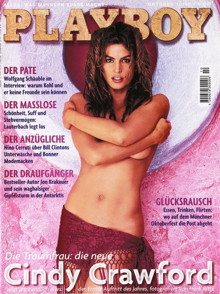 Playboy Oktober 1998, Playboy 1998 Oktober, Playboy 10/1998, Playboy 1998/10