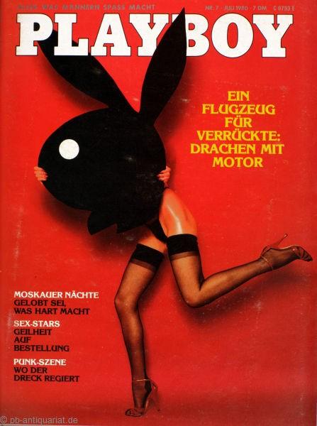 Playboy Juli 1980