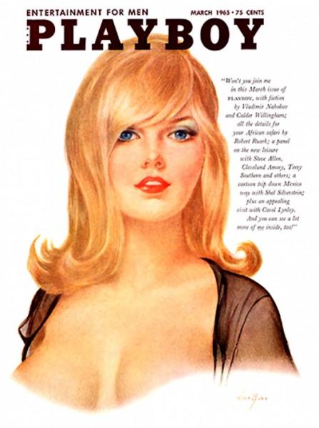 Playboy 1965 März USA Originalausgabe