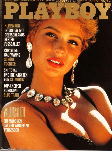 Playboy Dezember 1988