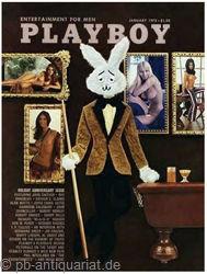 Playboy 1972 Januar (USA)