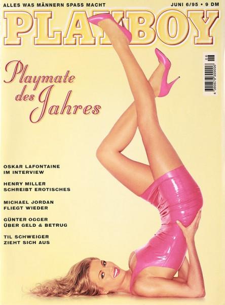 Playboy Juni 1995, Playboy 1995 Juni, Playboy 6/1995, Playboy 1995/6