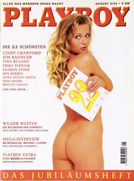 Playboy August 1994